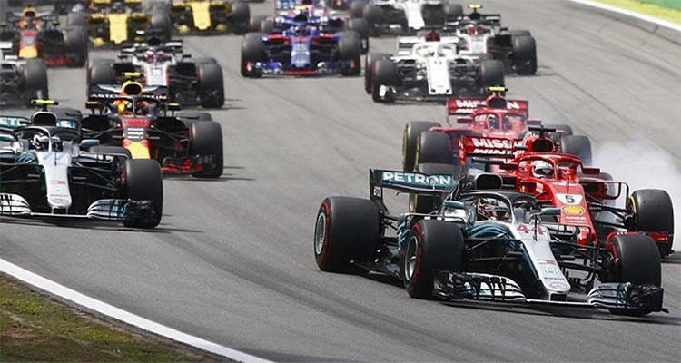 Wedden Op Formule 1